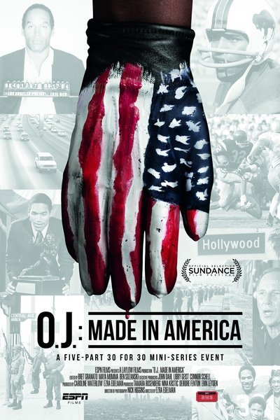 O.J.: Made in America 2016 : Season 1 - Full (5/5)