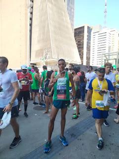 Atleta de Baraúna é 1º colocado em sua faixa etária na Corrida Internacional de São Silvestre em SP