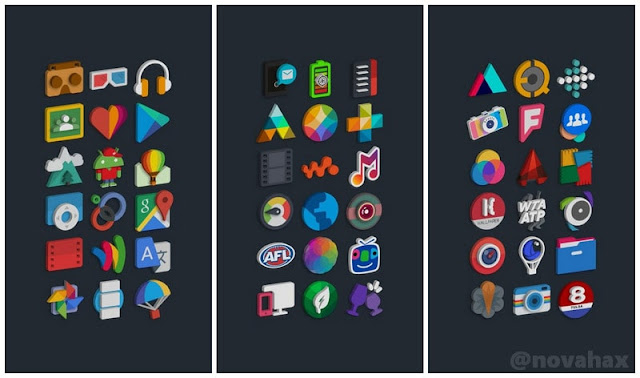 Tigad pro icon pack APK latest