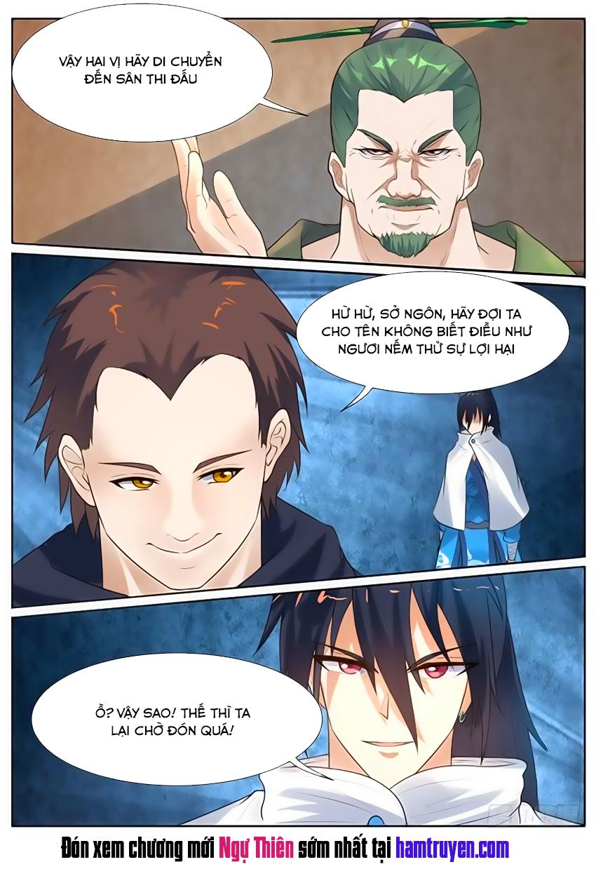 Ngự Thiên chap 15 - Trang 11