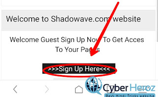 Brand New Trick to Hack Facebook account with shadowave