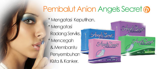 Jual Angels Secret JMOA