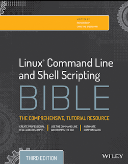 Linux Command Line and Shell Scripting Bible by Richard Blum, Christine Bresnahan
