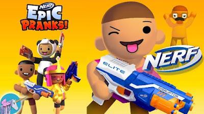 Download NERF Epic Pranks!