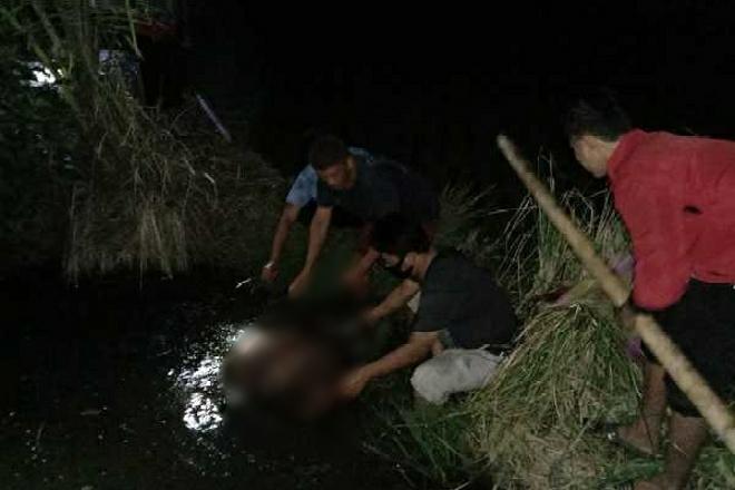 Diduga Bunuh Diri, Warga Tellusiattingnge Ditemukan Tewas di Dalam Sumur
