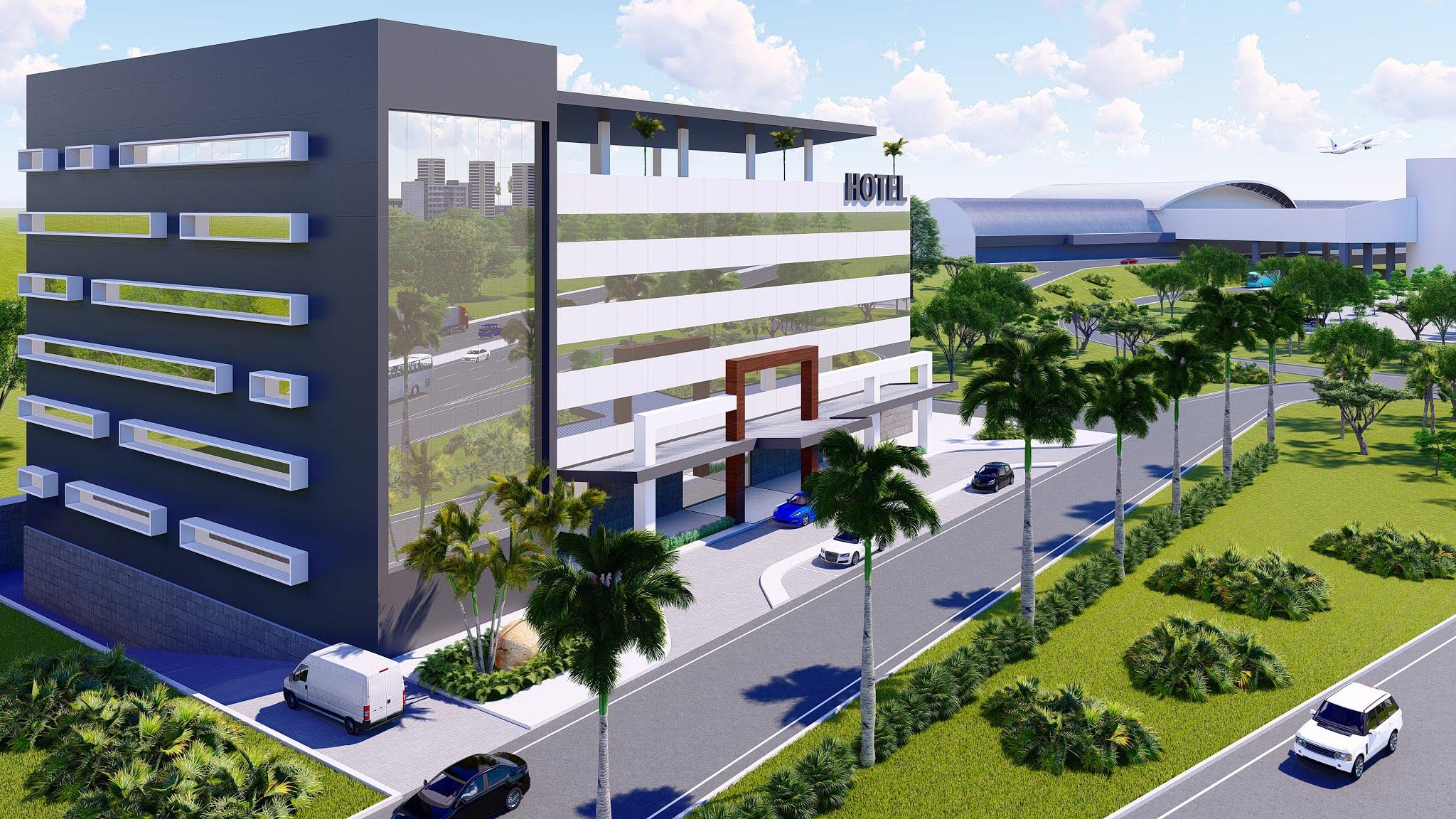 Fortaleza Airport lança RFP para cessão de área destinada à hotel
