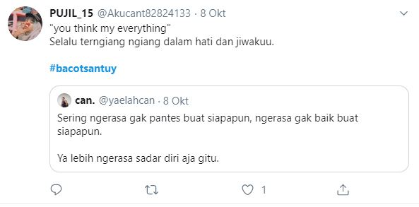 Status Lucu Twitter