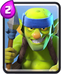 Spear Goblin Clash Royale Indonesia