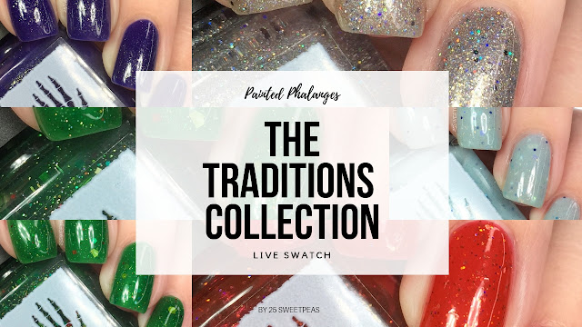 Painted Phalanges The Traditions Collection