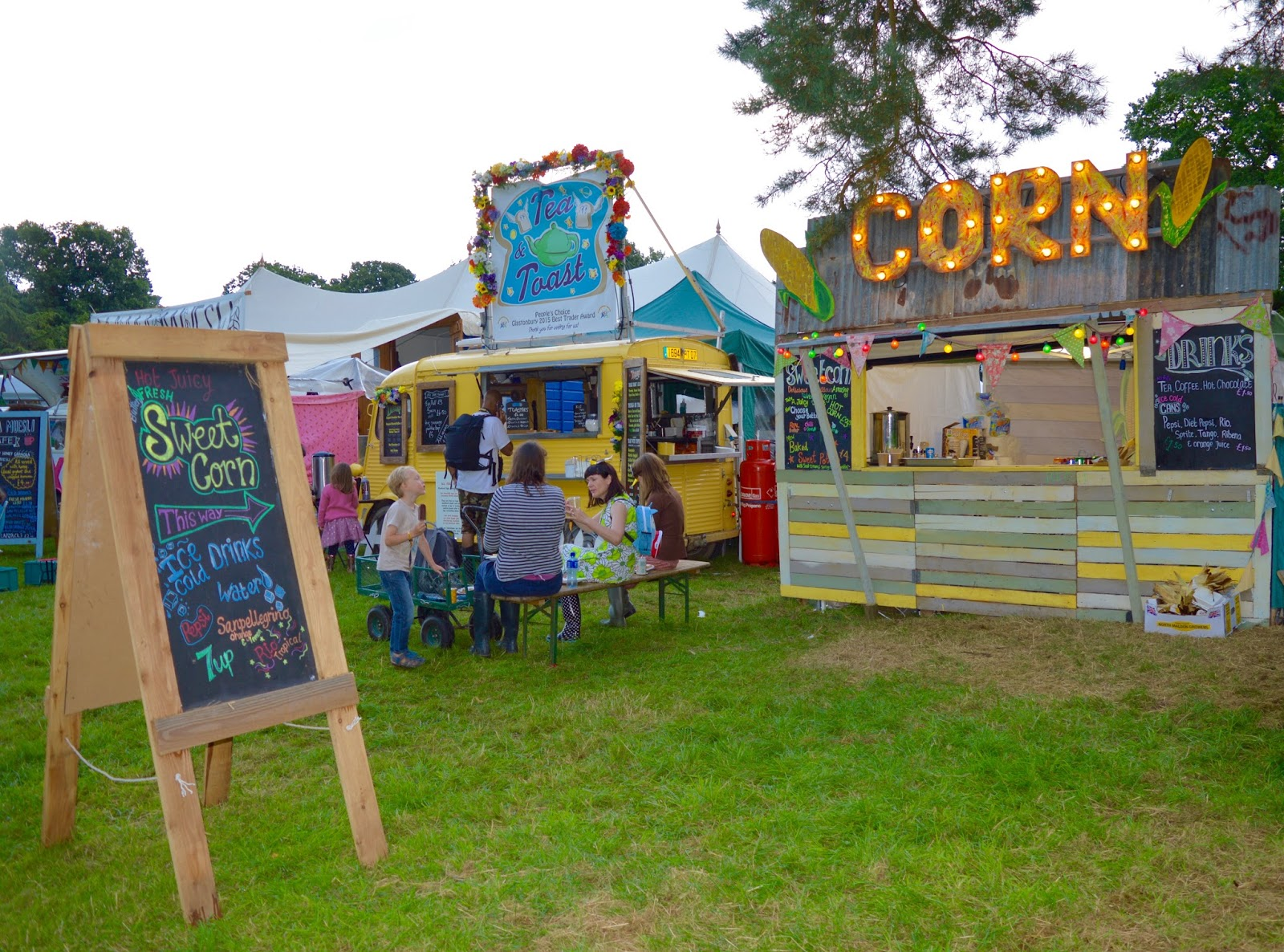33 Reasons we LOVED the Just So Festival 2016 - corn van