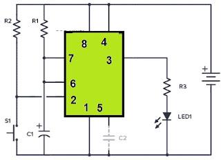 Monostabil Multivibrator