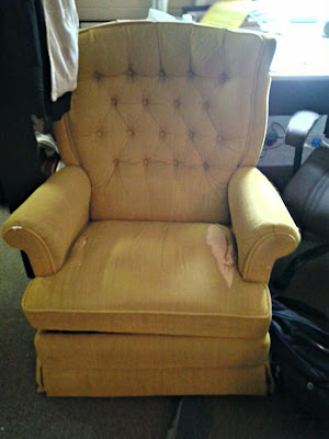 Joy Unspeakable Archie Bunker S Chair