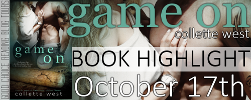 Game On Book Highlight + Giveaway