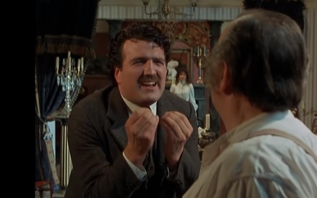 Episode 112 - Italians and Sherlock Holmes