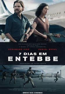 Review - 7 Dias em Entebbe