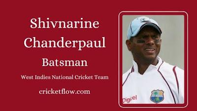 Shivnarine Chanderpaul Net Worth, Age, Height, Career Stats & More | Cricket Flow