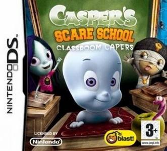 Rom Casper's Scare School Classroom Capers NDS