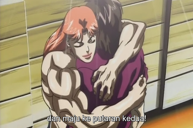 Baki The Grappler Episode 31 Subtitle Indonesia
