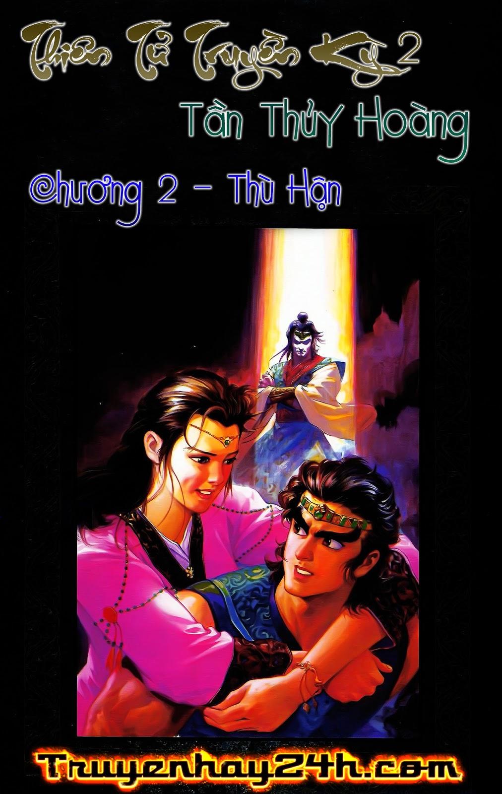 Tần Vương Doanh Chính chapter 2 trang 1