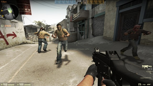 Download Counter Strike Global Offensive PC Gameplay
