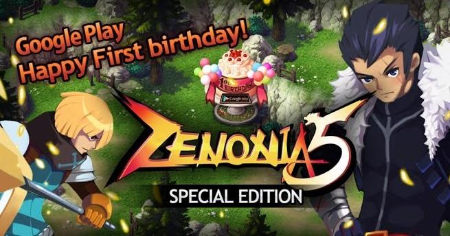 zenonia 5 1.1.6 mod apk