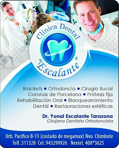 CLÍNICA DENTAL ESCALANTE
