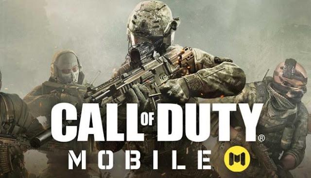 تحميل لعبة كول اوف ديوتي موبايل call of duty mobile للأندرويد مجاناً - رابط مباشر