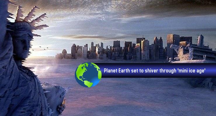 Risultati immagini per mini ice age