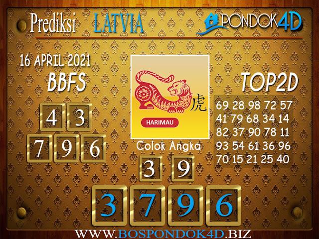 Prediksi Togel LATVIA PONDOK4D 16 APRIL 2021