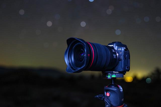 4K Video Çekebilen İlk Astro Fotoğraf Makinesi: Canon EOS Ra