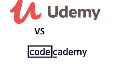 Udemy vs Codecademy for beginners