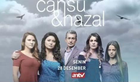 Sinopsis Cansu dan Hazal Jumat 22 Januari 2021 - Episode 25