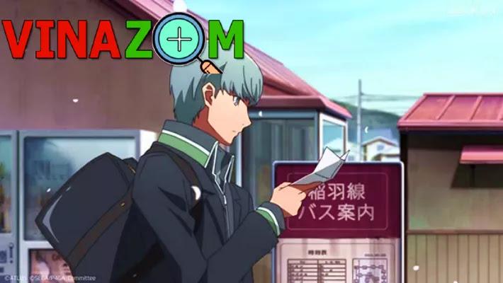 Persona 4 - anime viễn tưởng hay