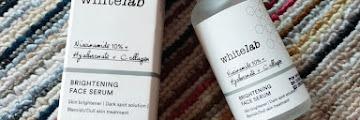 Whitelab Brightening Face Serum (solusi kulit wajah kusam) - REVIEW