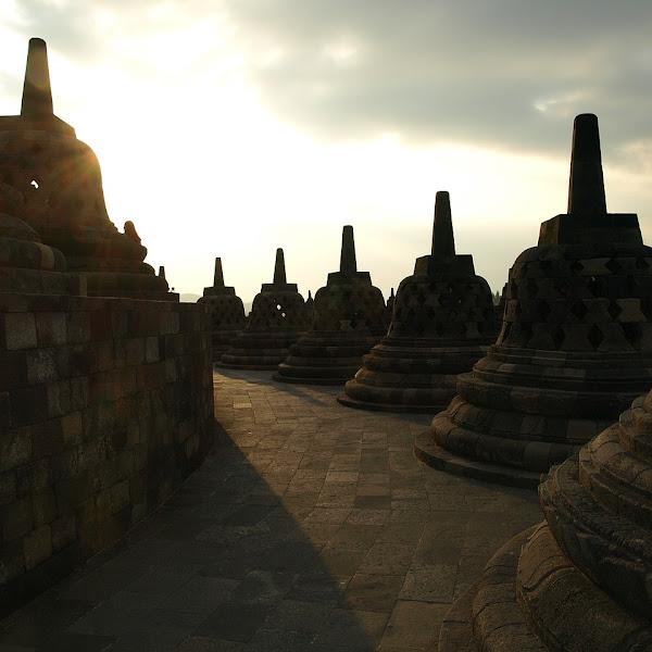 Pemandangan Sunrise di Candi Borobudur, Magnet Wisatawan Domestik dan Mancanegara