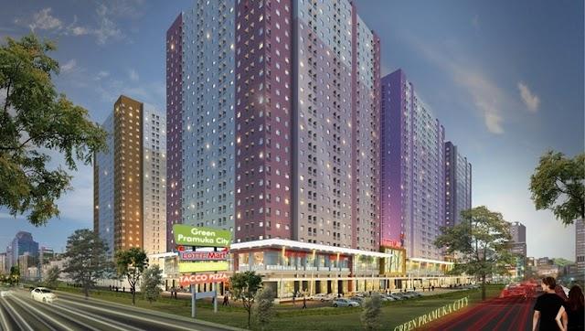 Apartemen Green Gramuka City Jadi Hunian Terbaik dan Strategis