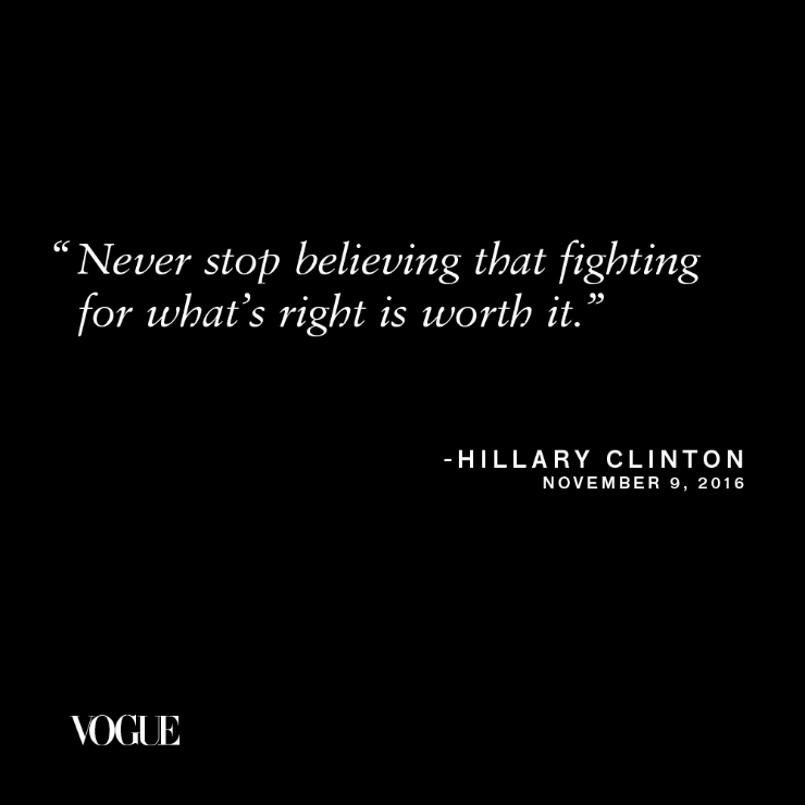 Tumblr inspirations // Hillary Clinton quotes, #clinton2016