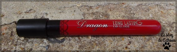 Dragon Long Lasting Lip Gloss