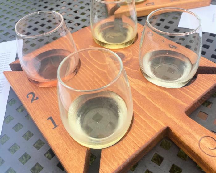 Noboleis vineyards wine tasting in augusta, mo