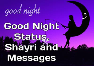 1000+ Good Night Status | Good Night Shayri |Good Night Messages
