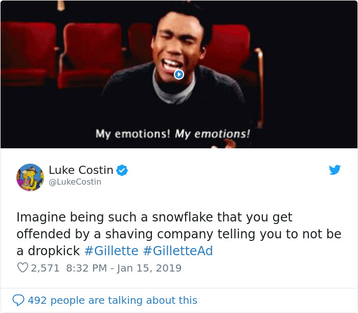 Gillette's Commercial Concerning Toxic Masculinity Causes Controversial Reactions
