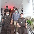 Dugaan Kasus Korupsi Pemecah Ombak Adik Bupati VAP Ditahan Kejati Sulut