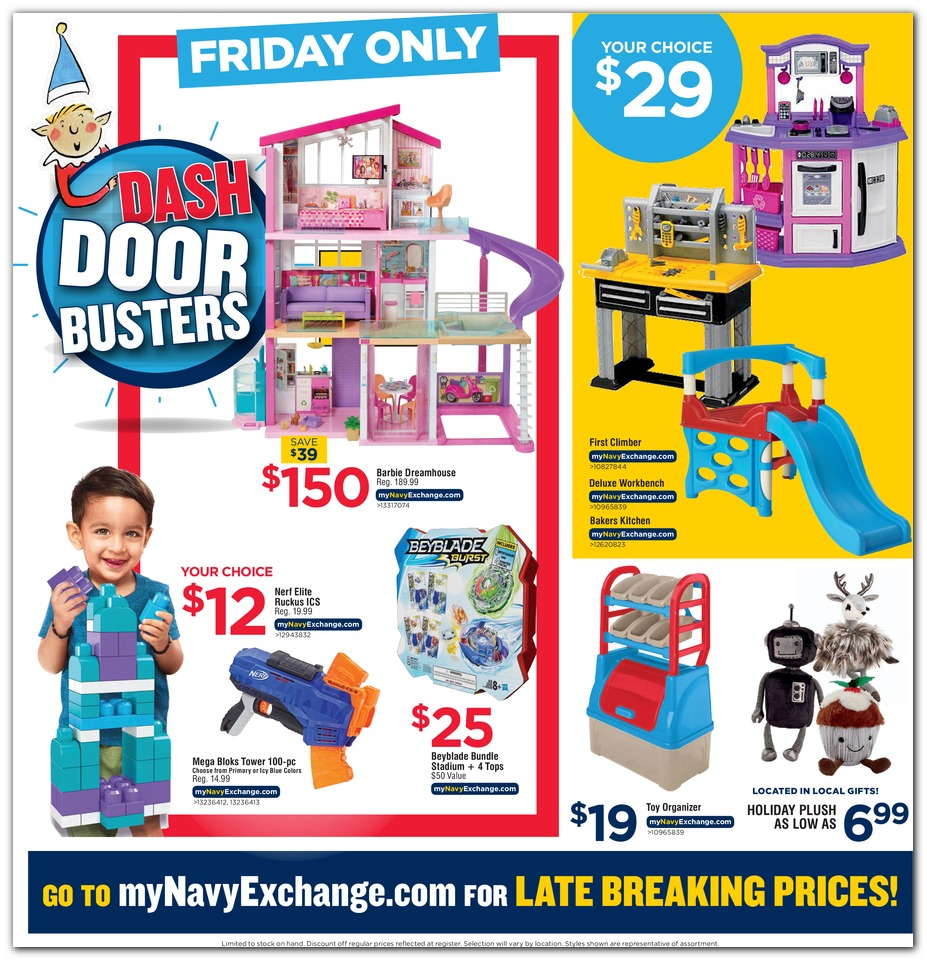 Navy Exchange Black Friday 2019 page 28