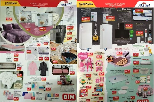 Bim Market (20 Ocak 2021) Aktüel Ürünler Kataloğu