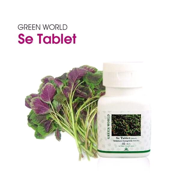 Green World Se Tablet