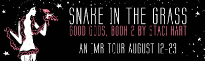 Snake in the Grass by Staci Hart Tour :)