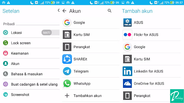 Cara Membuat Gmail Lewat HP