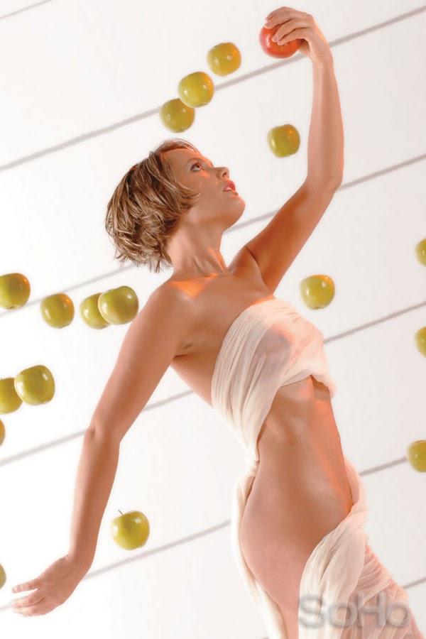 Eva Rey Se Desnuda Para La Revista Soho
