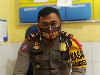 Lebih Awal, Kasat Lantas Polres Tana Toraja Sosialisasikan Operasi Patuh 2020