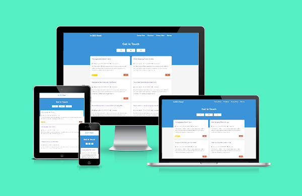 In SEO Read Responsive Blogger Template